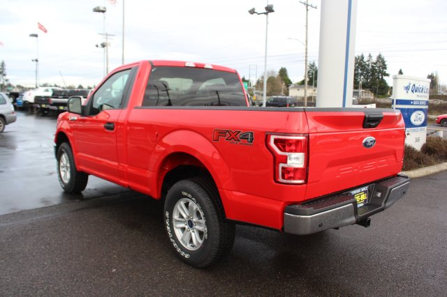 2019 F-150 Regular Cab 4x4,  Pickup #F90204 - photo 2
