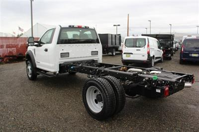 2019 F-550 Regular Cab DRW 4x4,  Cab Chassis #F90209 - photo 11