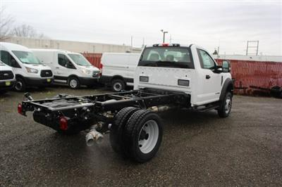2019 F-550 Regular Cab DRW 4x4,  Cab Chassis #F90209 - photo 2