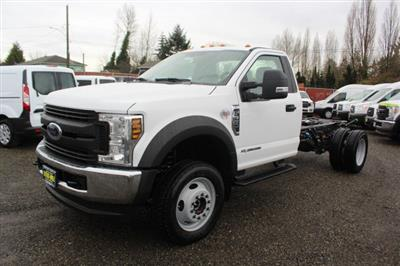 2019 F-550 Regular Cab DRW 4x4,  Cab Chassis #F90209 - photo 6