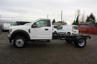 2019 F-550 Regular Cab DRW 4x4,  Cab Chassis #F90209 - photo 9
