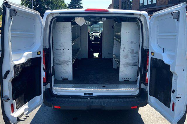 2017 Ford Transit 150 Low Roof 4x2, Upfitted Cargo Van #X3118 - photo 1