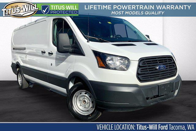 2017 Ford Transit 350 Low Roof 4x2, Upfitted Cargo Van #X3120 - photo 1