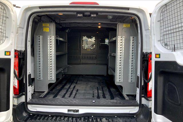 2017 Ford Transit 150 Low Roof 4x2, Upfitted Cargo Van #X3134 - photo 1