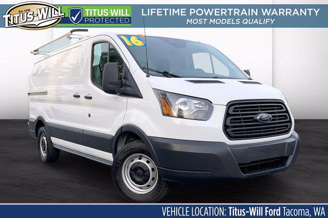 2016 Ford Transit 150 Low Roof 4x2, Upfitted Cargo Van #X3167 - photo 1