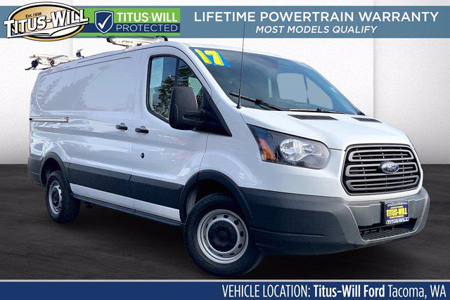 2017 Ford Transit 150 Low Roof 4x2, Upfitted Cargo Van #X3169 - photo 1