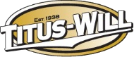 Titus-Will Ford logo