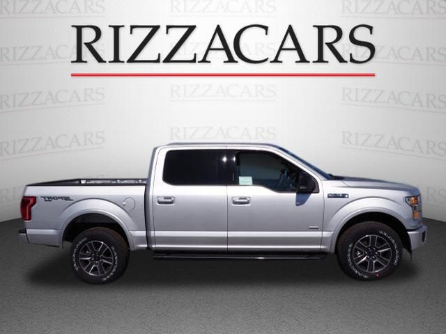 2017 F-150 Crew Cab 4x4 Pickup #NDH2510 - photo 4