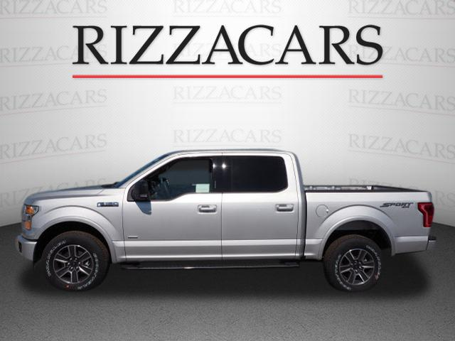 2017 F-150 Crew Cab 4x4 Pickup #NDH2510 - photo 6