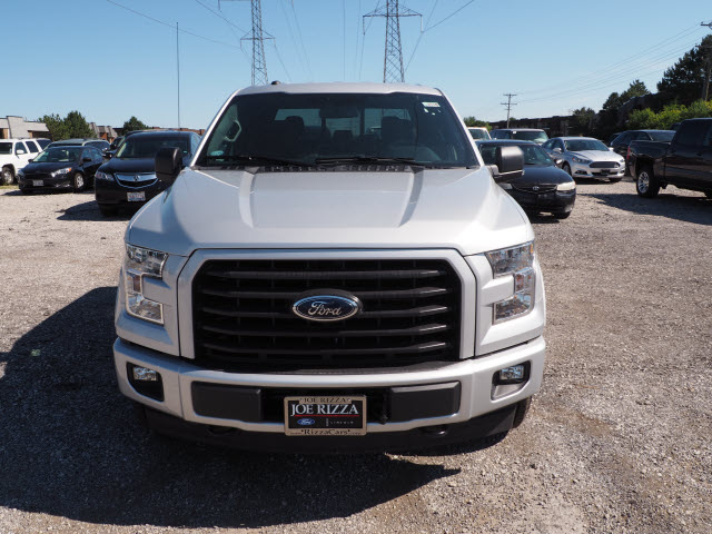 2017 F-150 Crew Cab 4x4 Pickup #NDH2510 - photo 11