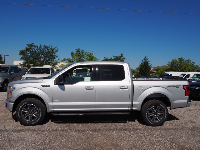 2017 F-150 Crew Cab 4x4 Pickup #NDH2510 - photo 12