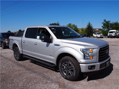 2017 F-150 Crew Cab 4x4 Pickup #NDH2510 - photo 9