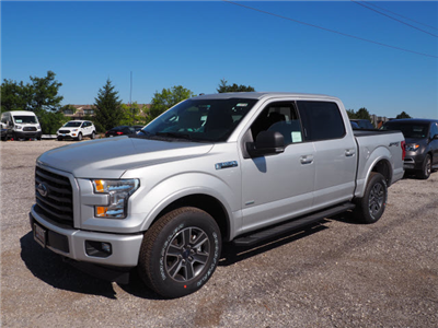 2017 F-150 Crew Cab 4x4 Pickup #NDH2510 - photo 7