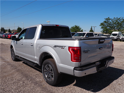 2017 F-150 Crew Cab 4x4 Pickup #NDH2510 - photo 8