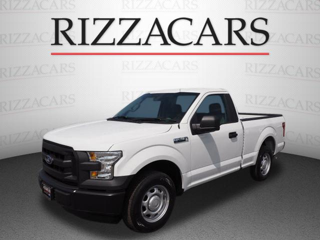 2016 F-150 Regular Cab Pickup #NDH2582 - photo 4