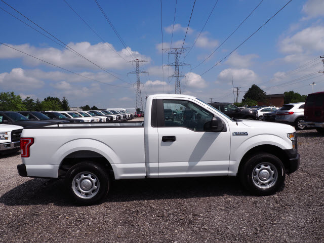 2016 F-150 Regular Cab Pickup #NDH2582 - photo 9