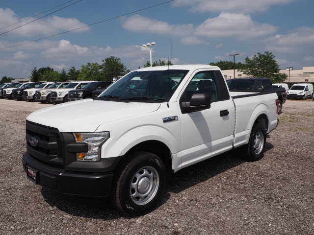 2016 F-150 Regular Cab Pickup #NDH2582 - photo 10