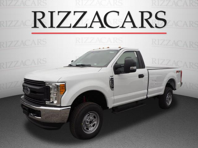 2017 F-250 Regular Cab 4x4 Pickup #NDH2706 - photo 4