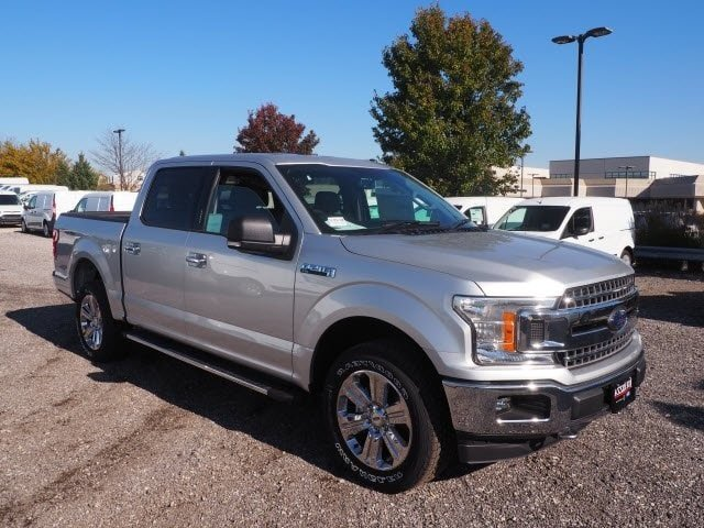 2018 F-150 SuperCrew Cab 4x4,  Pickup #NDJ2832 - photo 3
