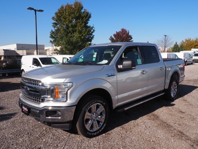2018 F-150 SuperCrew Cab 4x4,  Pickup #NDJ2832 - photo 1