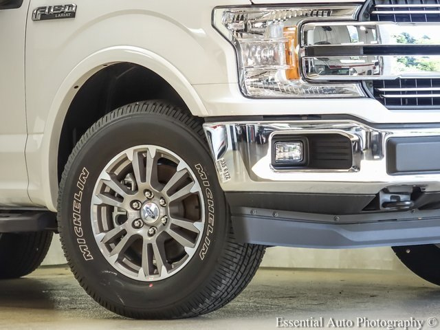 2018 F-150 SuperCrew Cab 4x4,  Pickup #NDJ5521 - photo 4