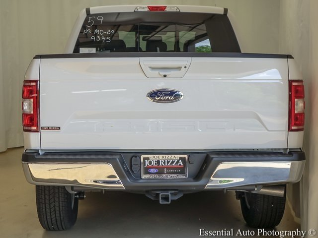 2018 F-150 SuperCrew Cab 4x4,  Pickup #NDJ5521 - photo 6