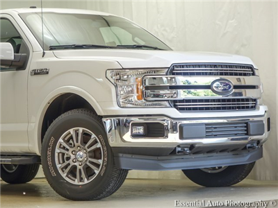 2018 F-150 SuperCrew Cab 4x4,  Pickup #NDJ5521 - photo 3