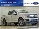 2018 F-150 SuperCrew Cab 4x4,  Pickup #NDJ5521 - photo 1