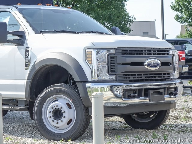 2018 F-450 Regular Cab DRW 4x2,  Rugby Dump Body #NDJ5602 - photo 3