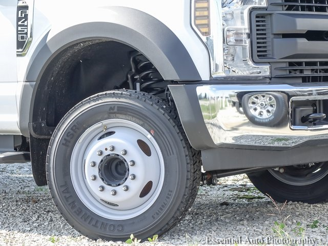 2018 F-450 Regular Cab DRW 4x2,  Rugby Dump Body #NDJ5602 - photo 4