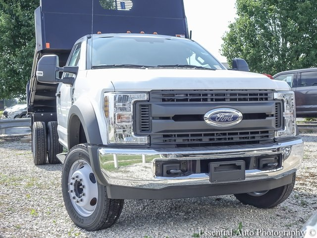 2018 F-450 Regular Cab DRW 4x2,  Rugby Dump Body #NDJ5602 - photo 5