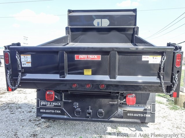 2018 F-450 Regular Cab DRW 4x2,  Rugby Dump Body #NDJ5602 - photo 6