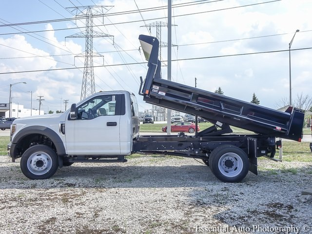 2018 F-450 Regular Cab DRW 4x2,  Rugby Dump Body #NDJ5602 - photo 2