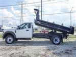 2018 F-450 Regular Cab DRW 4x2,  Rugby Dump Body #NDJ5602 - photo 1