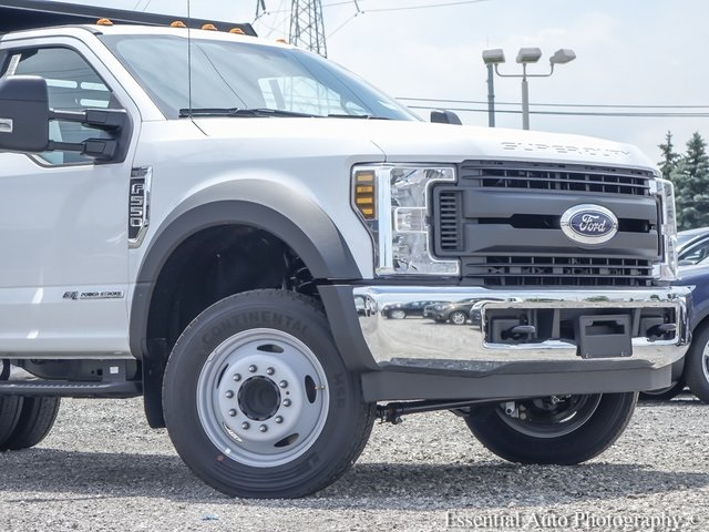2018 F-550 Regular Cab DRW 4x2,  Monroe Dump Body #NDJ5649 - photo 3