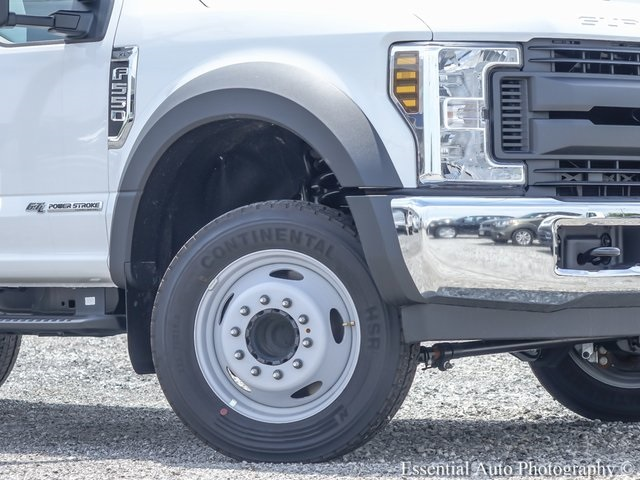 2018 F-550 Regular Cab DRW 4x2,  Monroe Dump Body #NDJ5649 - photo 4