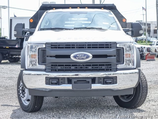 2018 F-550 Regular Cab DRW 4x2,  Monroe Dump Body #NDJ5649 - photo 5