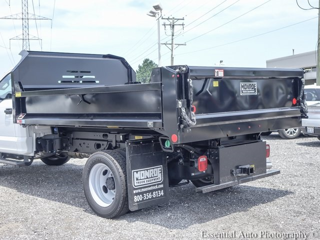 2018 F-550 Regular Cab DRW 4x2,  Monroe Dump Body #NDJ5649 - photo 10