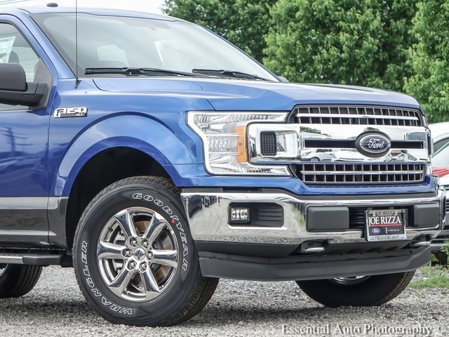 2018 F-150 Super Cab 4x4,  Pickup #NDJ5830 - photo 3