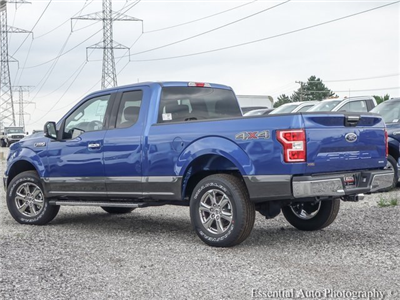 2018 F-150 Super Cab 4x4,  Pickup #NDJ5830 - photo 2