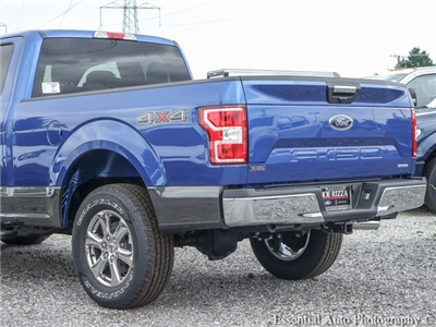 2018 F-150 Super Cab 4x4,  Pickup #NDJ5830 - photo 8