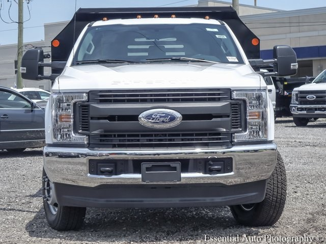 2018 F-350 Regular Cab DRW 4x4,  Monroe Dump Body #NDJ5838 - photo 5