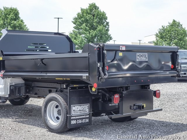 2018 F-350 Regular Cab DRW 4x4,  Monroe Dump Body #NDJ5838 - photo 8
