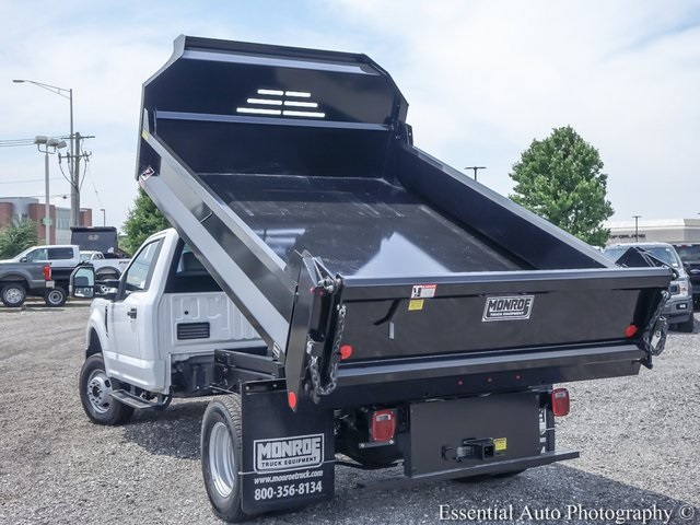 2018 F-350 Regular Cab DRW 4x4,  Monroe Dump Body #NDJ5838 - photo 18