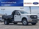 2018 F-350 Regular Cab DRW 4x4,  Monroe Dump Body #NDJ5838 - photo 1