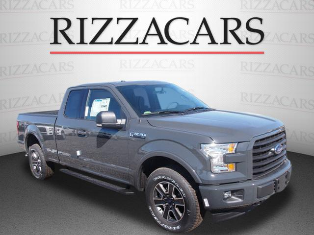 2017 F-150 Super Cab 4x4 Pickup #NH3546 - photo 3