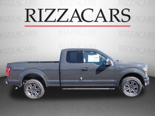 2017 F-150 Super Cab 4x4 Pickup #NH3546 - photo 4