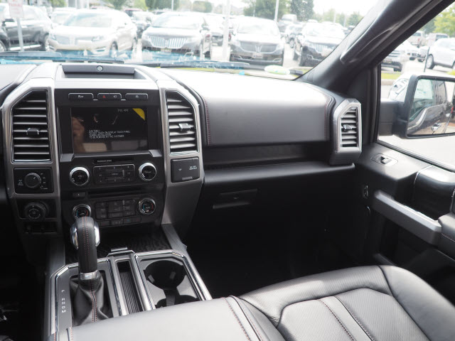 2018 F-150 Crew Cab 4x4 Pickup #NH4020 - photo 14