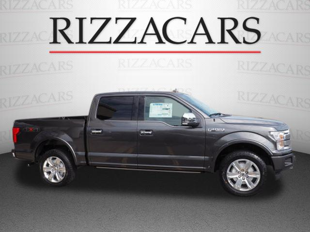 2018 F-150 Crew Cab 4x4 Pickup #NH4020 - photo 3