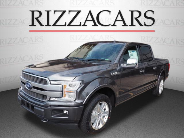 2018 F-150 Crew Cab 4x4 Pickup #NH4020 - photo 4